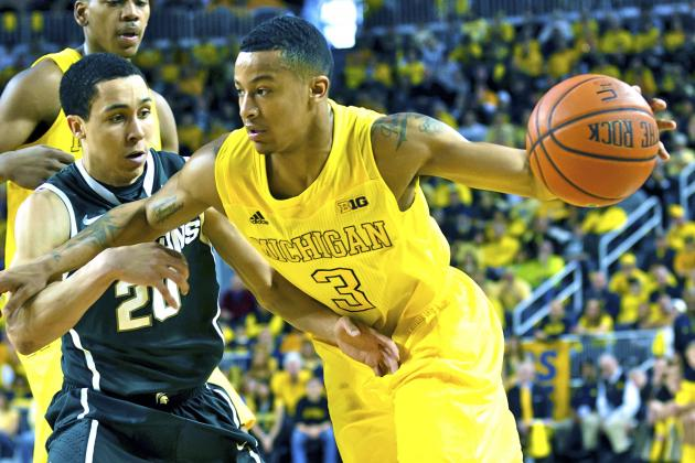 Trey Burke Named 2013 Naismith Men's College Basketball Player of the Year