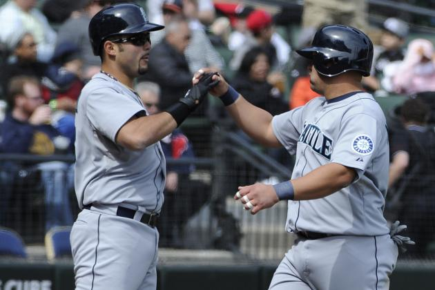 Mariners Have Some Work to Do in Order to Get This Offense Firing