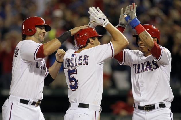 Darvish, Weaver leave starts; Rangers prevail