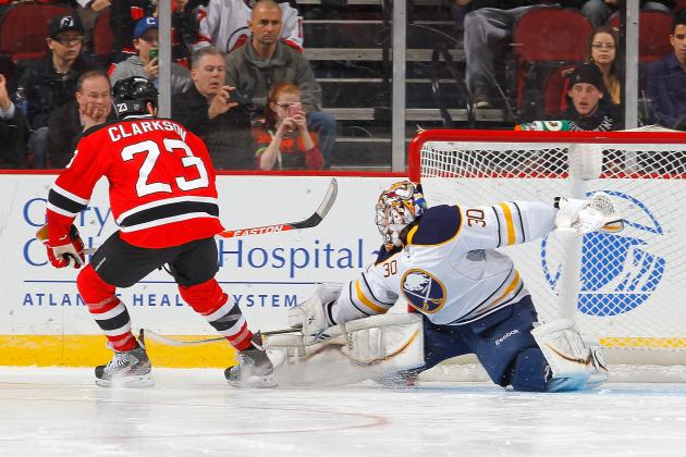 Devils' Woes Continue as Team Fall to Sabres