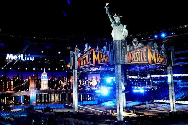 WWE Announces WrestleMania 29 Is Highest-Grossing Live Event in Company History