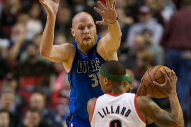Rapid Reaction: Mavericks 96, Trail Blazers 91