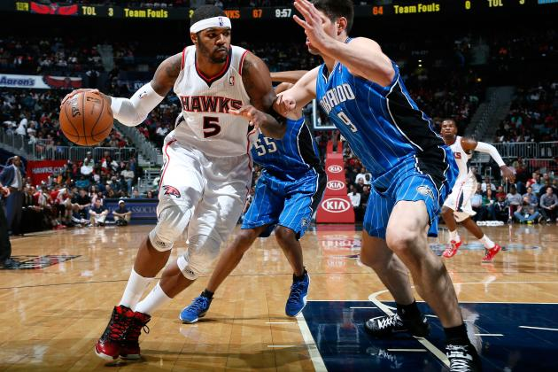 Looking Ahead to Atlanta Hawks' 2012-2013 Salary Cap Situation