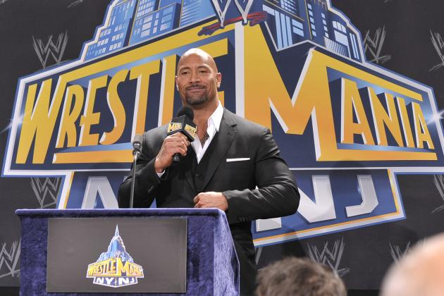 The Rock Must Lose WrestleMania 29 Rematch to John Cena at Extreme Rules