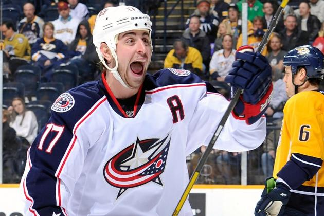 Brandon Dubinsky Is out Sunday with the Flu