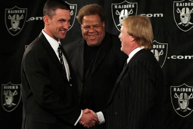 Raiders GM Reggie McKenzie Must Spend Wisely in 2014 with New-Found Cap Space