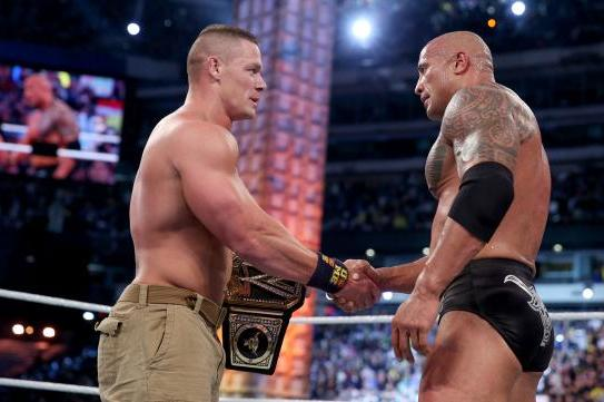 Rock/Cena II: John Cena Beats The Rock and What It Means for Both Superstars