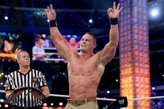 John Cena: What Epic Victory Means for Leader of the Cenation