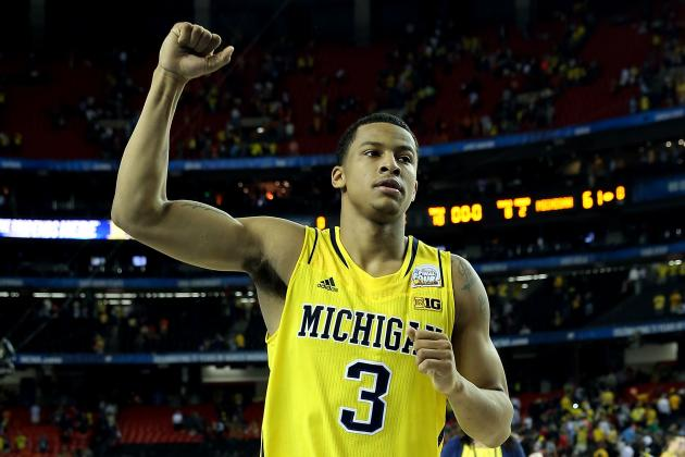Michigan Basketball: Trey Burke Must Play Better to Defeat Louisville