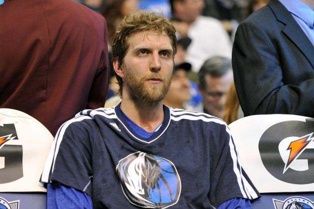 Dirk Nowitzki (sore Left Ankle) Expects to Play Wednesday
