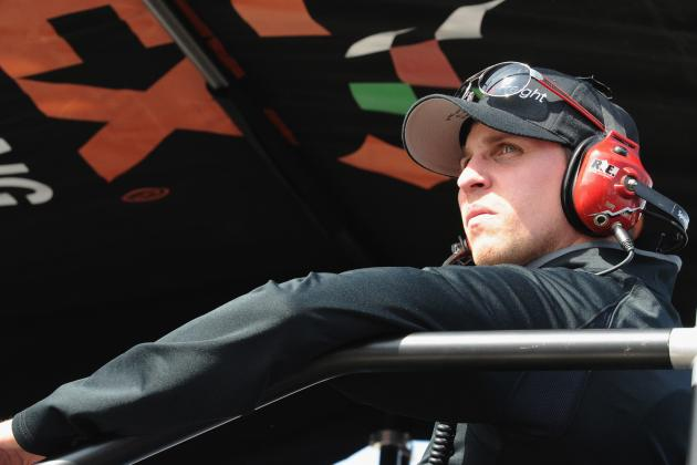 Why NASCAR's Denny Hamlin Shouldn't Be Rushed to Get Back Behind the Wheel