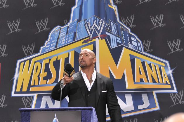 WWE Extreme Rules: What's Next for The Rock and Brock Lesnar After WrestleMania?