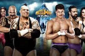 WWE WrestleMania XXIX: Brodus Clay Comments About Match Being Cut
