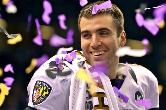 Joe Flacco Will Reportedly Play Johnny Unitas in Final Scenes of Upcoming Film