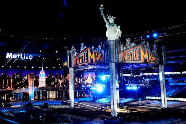 WWE Wrestlemania 29 Recap: Matches That Didn't Live Up to the Hype