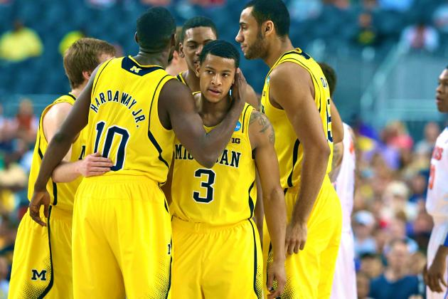 Will a National Title Make Trey Burke Michigan's Best Basketball Player Ever?
