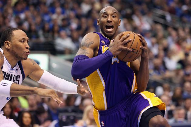 L.A. Lakers Proving You Don't Have to Be Good to Be No. 1