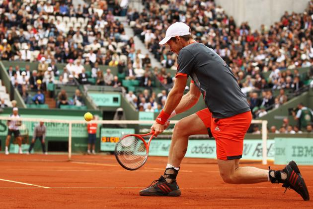 Rafael Nadal's Presence on Clay Courts Has Already Intimidated Andy Murray