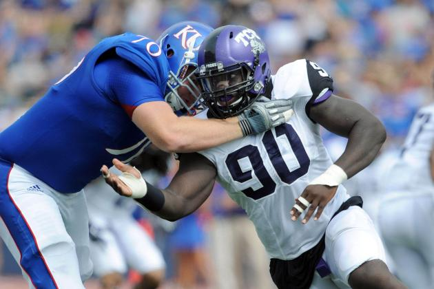 Stansly Maponga Scouting Report: NFL Outlook for TCU DE