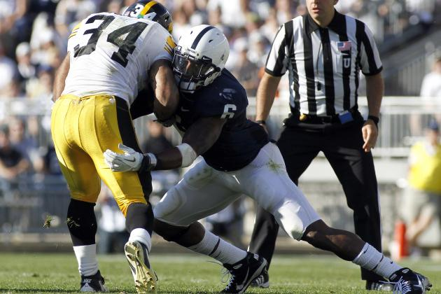 Gerald Hodges Scouting Report: NFL Outlook for Penn State OLB