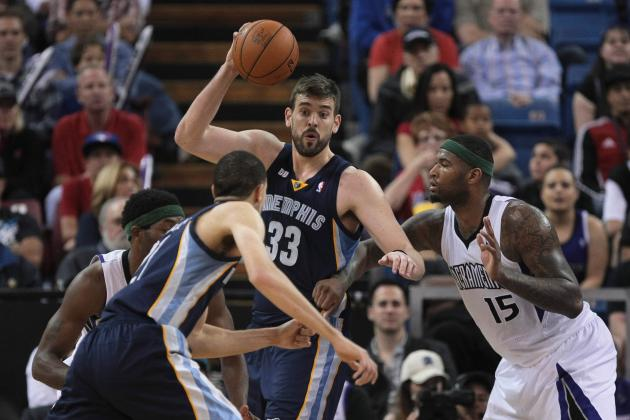 Why Marc Gasol Will Be the Key to Memphis Grizzlies' Postseason Success