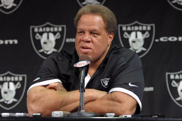 No Matter What Happens in 2013, Raiders Must Give Reggie McKenzie More Time