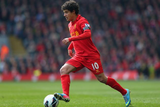 Philippe Coutinho: Tactical Analysis of What He Does for Liverpool