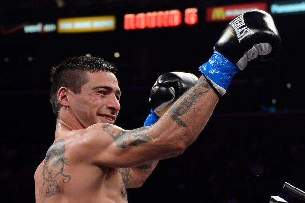 Has Lucas Matthysse Earned a Shot at Danny Garcia in 2013?