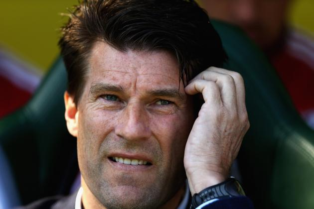 Laudrup Not Dreaming of Madrid Job