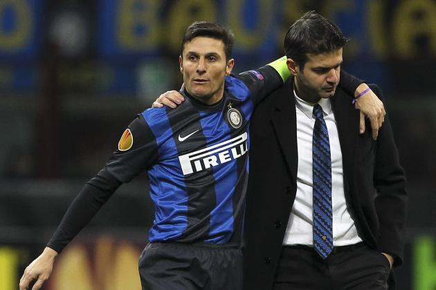 Zanetti Blasts 'shameful' Penalty