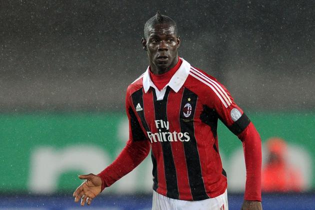 Balotelli Wants to Face Man City