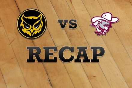 Kennesaw State vs. Eastern Kentucky: Recap, Stats, and Box Score