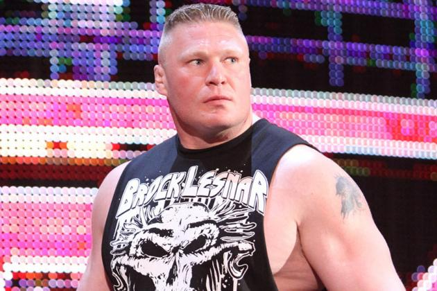 WWE WrestleMania 29: Who's Next for Brock Lesnar After Losing to Triple H?