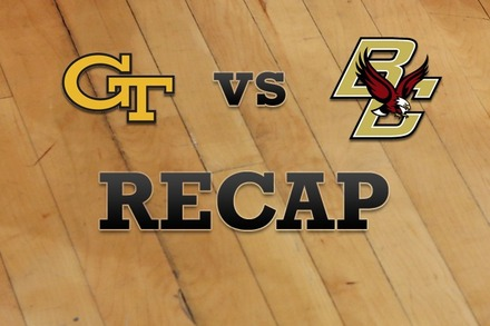 Georgia Tech vs. Boston College: Recap, Stats, and Box Score