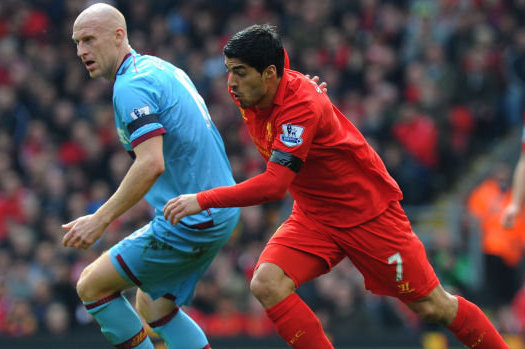 James Collins Reveals Secrets of Eye-Catching Display Against Luis Suarez
