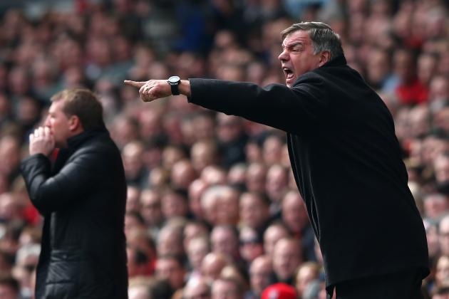 West Ham Manager Sam Allardyce Delighted by Draw at Liverpool