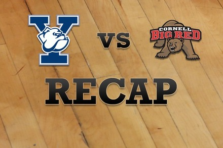 Yale vs. Cornell: Recap, Stats, and Box Score