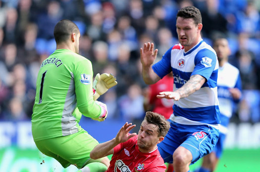 Adam Le Fondre Believes Jay Rodriguez Was Lucky Not to Be Sent off