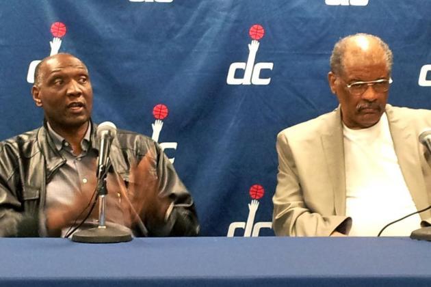 1978 NBA Champion Washington Bullets Honored 35 Years After Winning Title