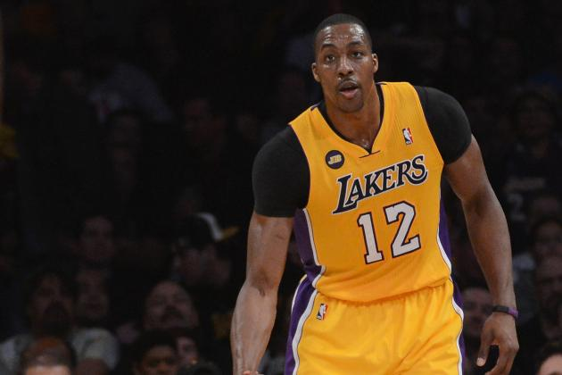 LA Lakers Must Become Dwight Howard's Team Entering 2013 Playoffs