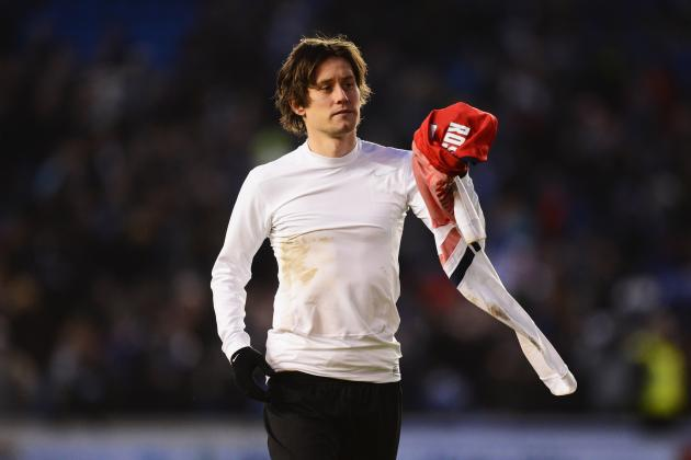 Premier League: Tomas Rosicky Is Looking for Arsenal to Finish Above Tottenham