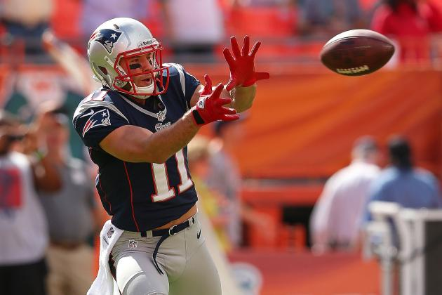 New England Patriots Julian Edelman Fully Healed