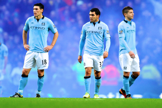 Why Manchester City Have Fallen Behind United This Season