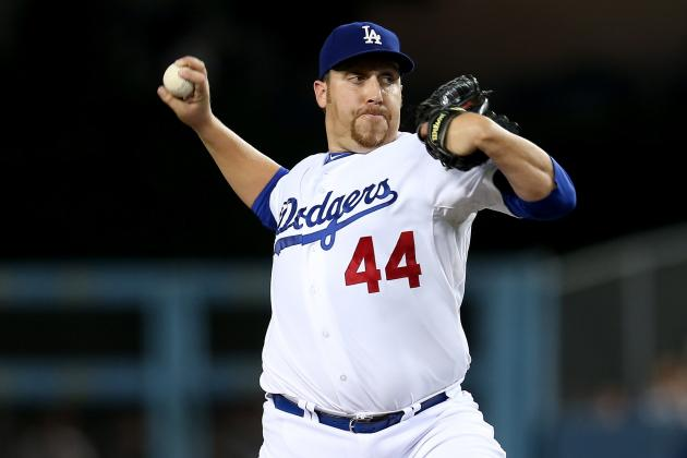 Report: Aaron Harang Draws Interest from Red Sox, Twins, Astros