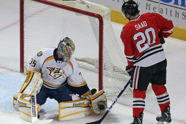 Preds Playoff Chances 'Remote' After Loss to Chicago