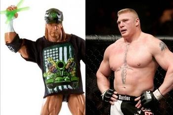 Brock Lesnar vs. Triple H: A Gigantic Waste of Money