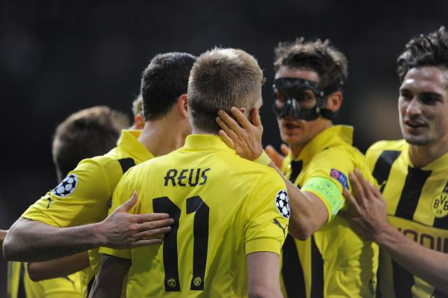 Why Marco Reus Is the Key Man for Dortmund vs. Malaga