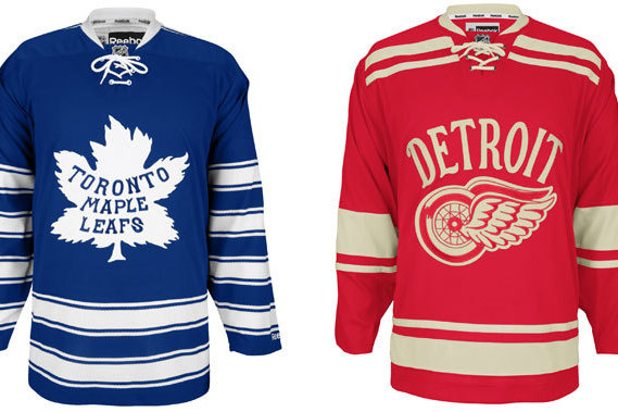 Winter Classic 2014 Uniforms: Throwbacks Will Provide Added Appeal to Game