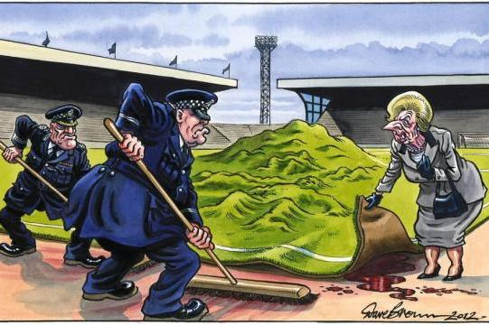 Margaret Thatcher's Football Legacy Will Forever Be Linked to Hillsborough