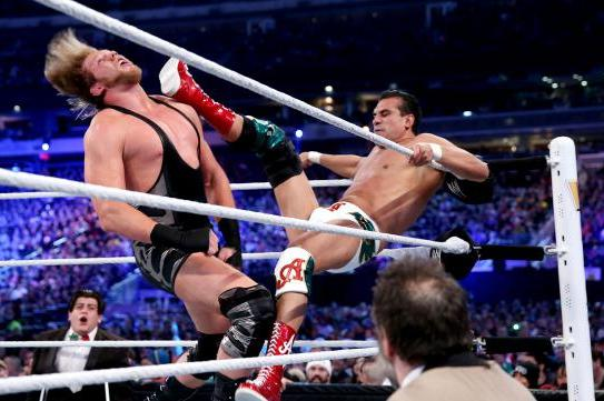 WWE WrestleMania 29 Results: What's Next for Alberto Del Rio and Jack Swagger?